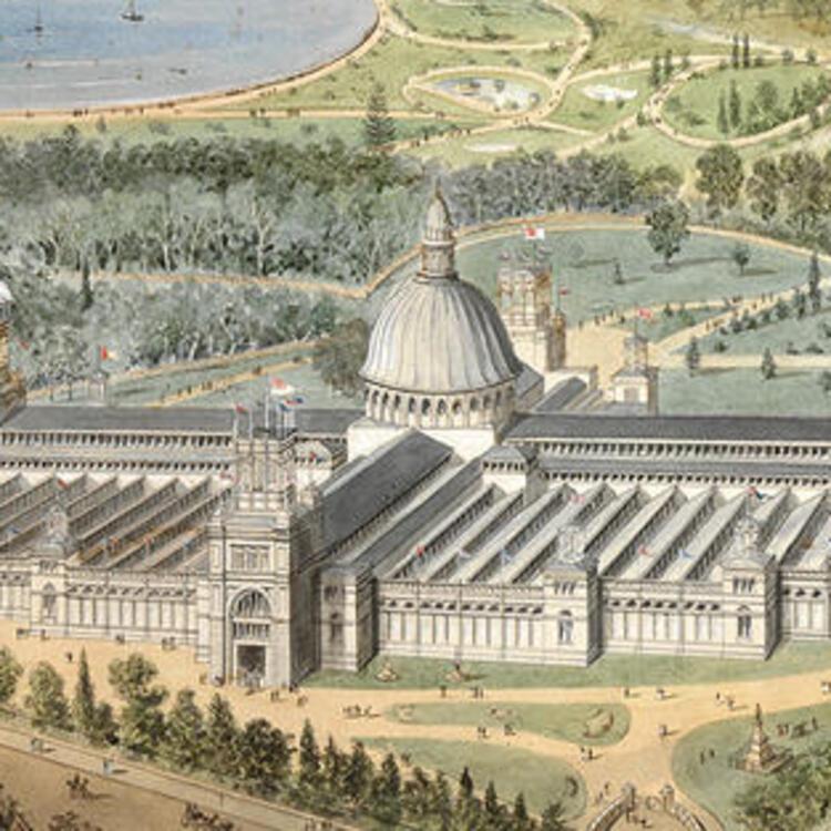 Glass Palace Sydney