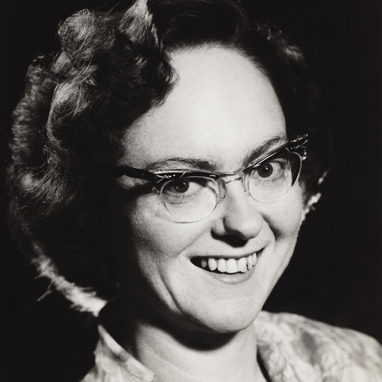 Grace Perry, c 1960s