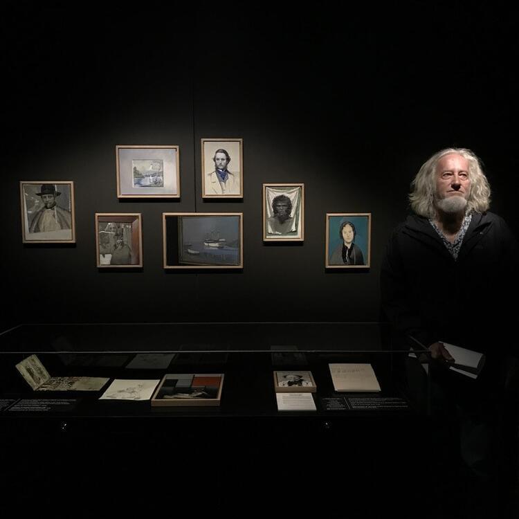 Hadyn in the Amaze Gallery