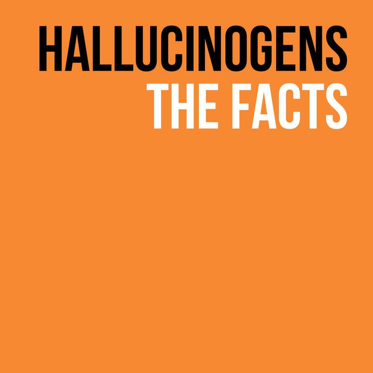 Hallucinogens pamphlet cover image