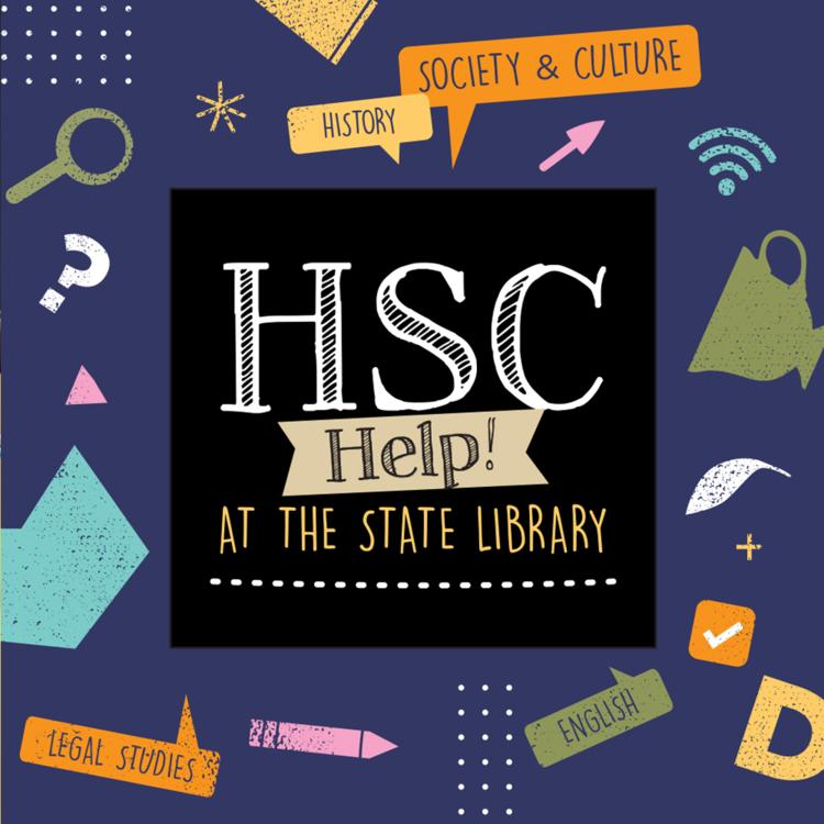 HSC Help banner - History 1