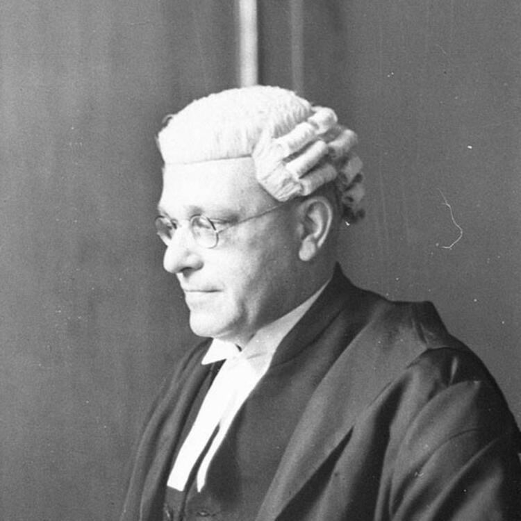 Judge Markell, portrait
