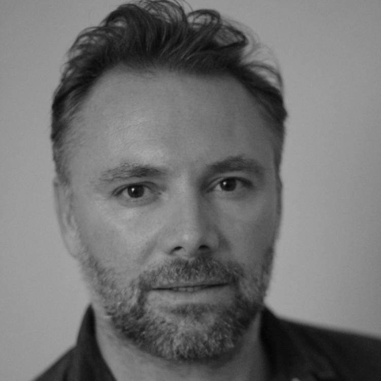 Photograph of Iain Sinclair