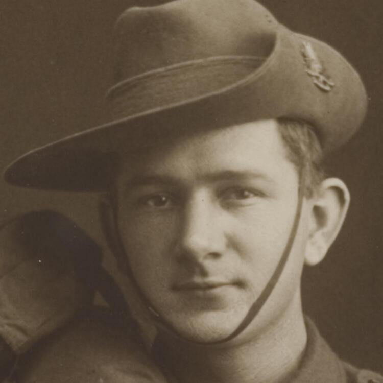 Lancelot Thomas Crane,NSW servicemen portraits, 1918–19