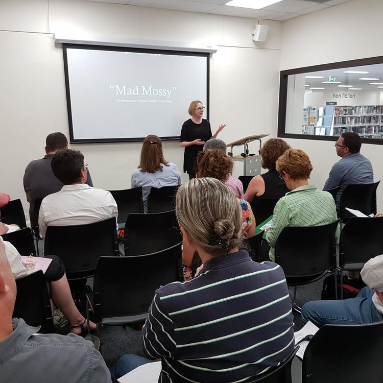 Local studies working groups meeting in Dubbo, November 2018