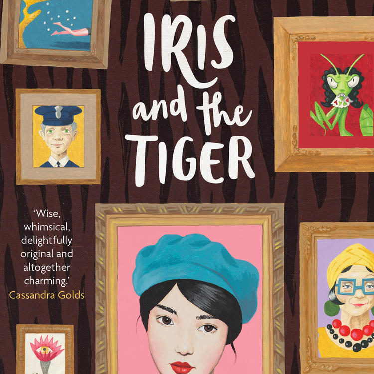 Iris and the Tiger by Leanne Hall