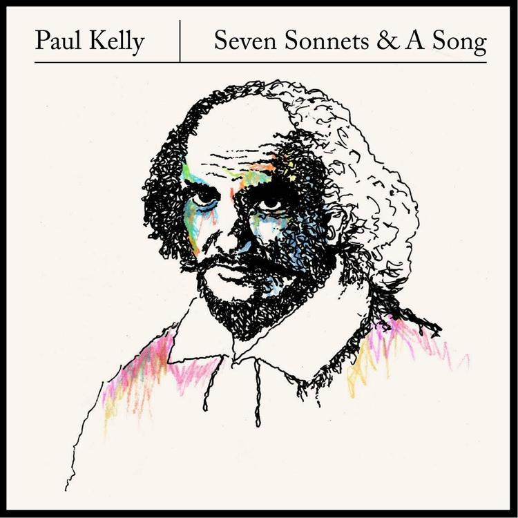 Paul Kelly Seven Sonnets album cover