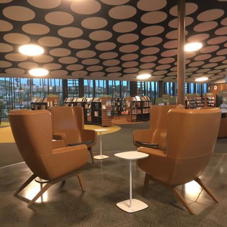 Shellharbour public library