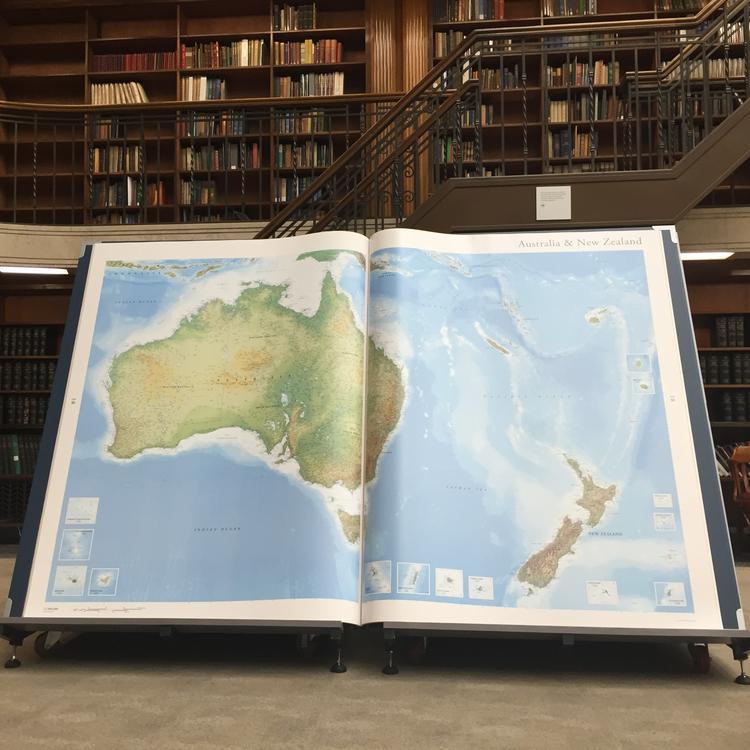 World's Largest Atlas