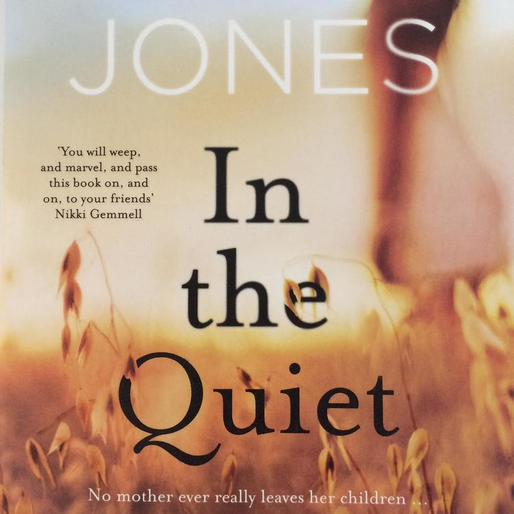 Book cover of In the Quiet