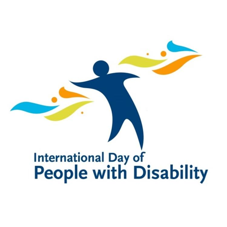 logo for International Day of Disability