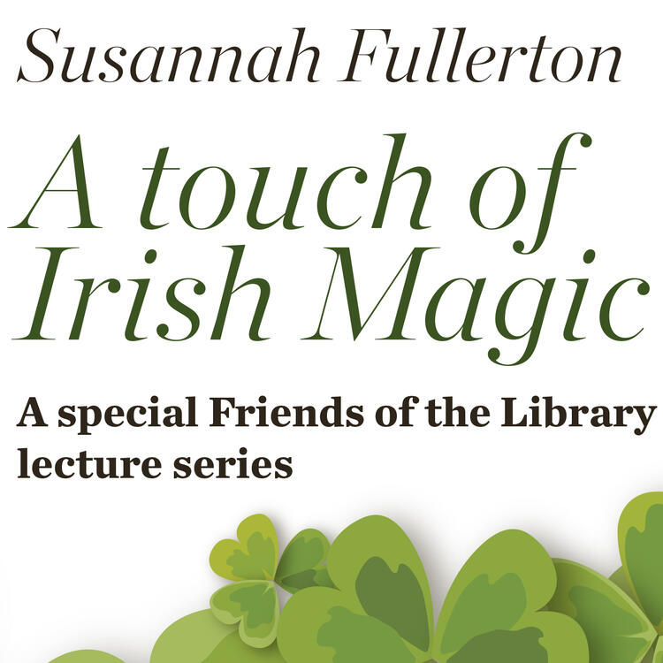 A Touch of Irish Magic lecture series