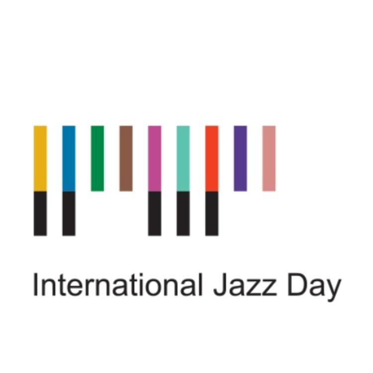 International Jazz Day logo
