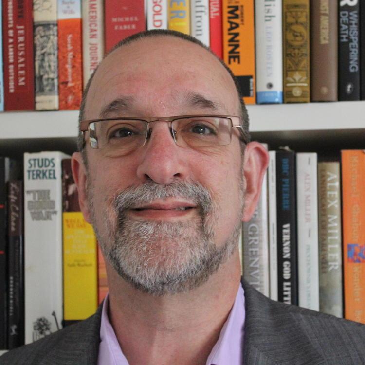 Photograph of Joel Becker