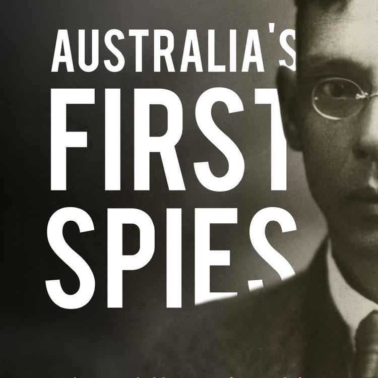book cover for Australia's First Spies