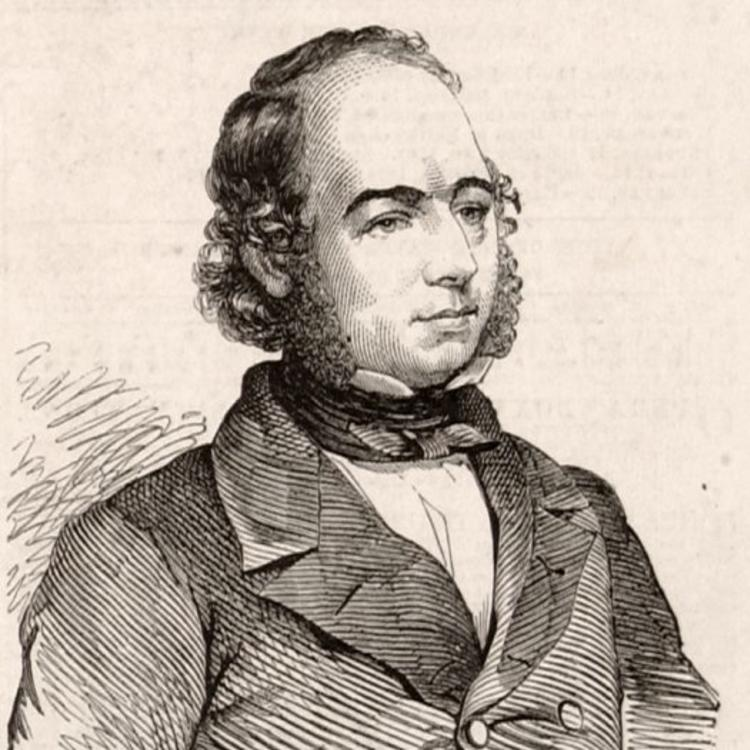 Illustration of John Gould