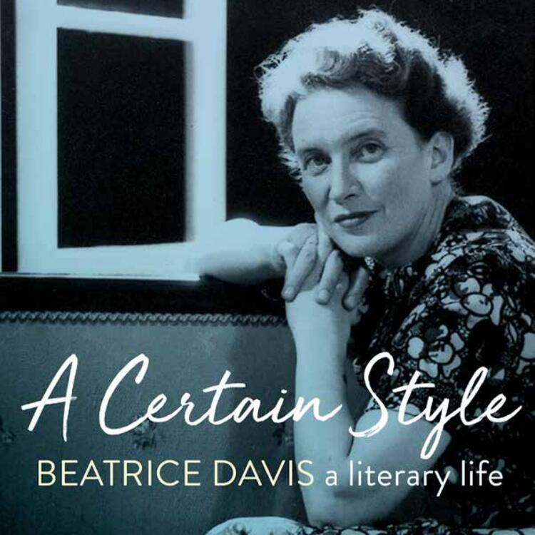 A Certain Style: Beatrice Davis book cover