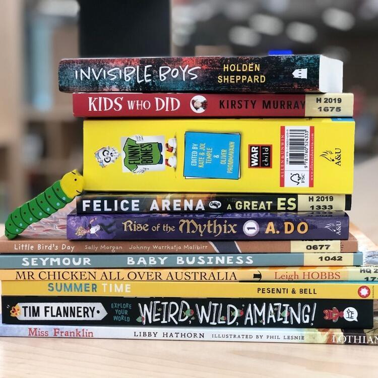 Critics' Picks - Top 11 summer reads for children
