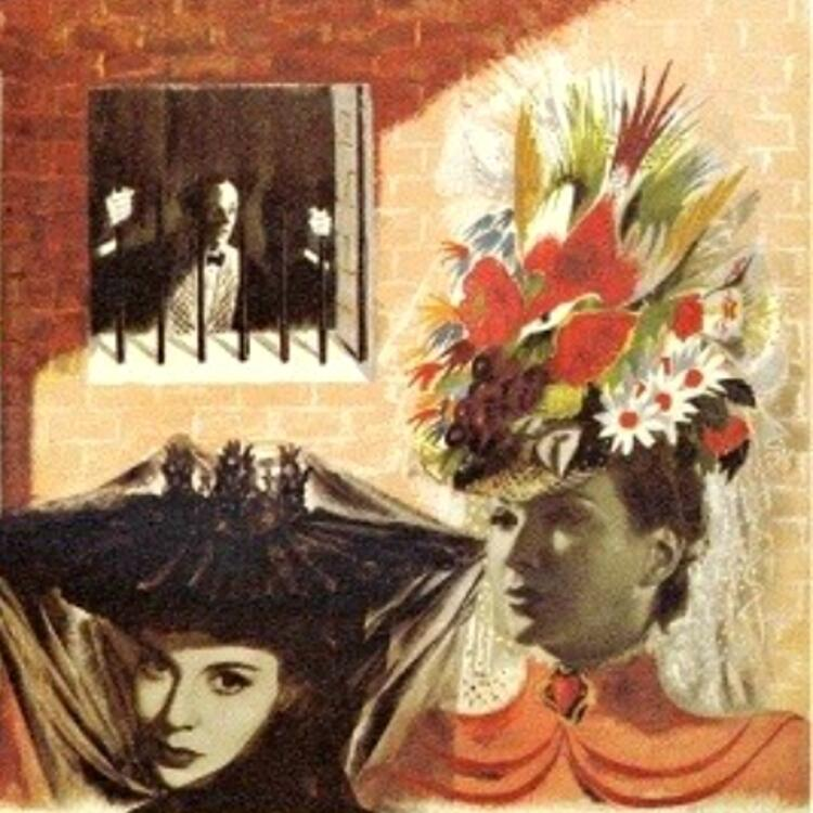 Film poster for Kind Hearts and Coronets