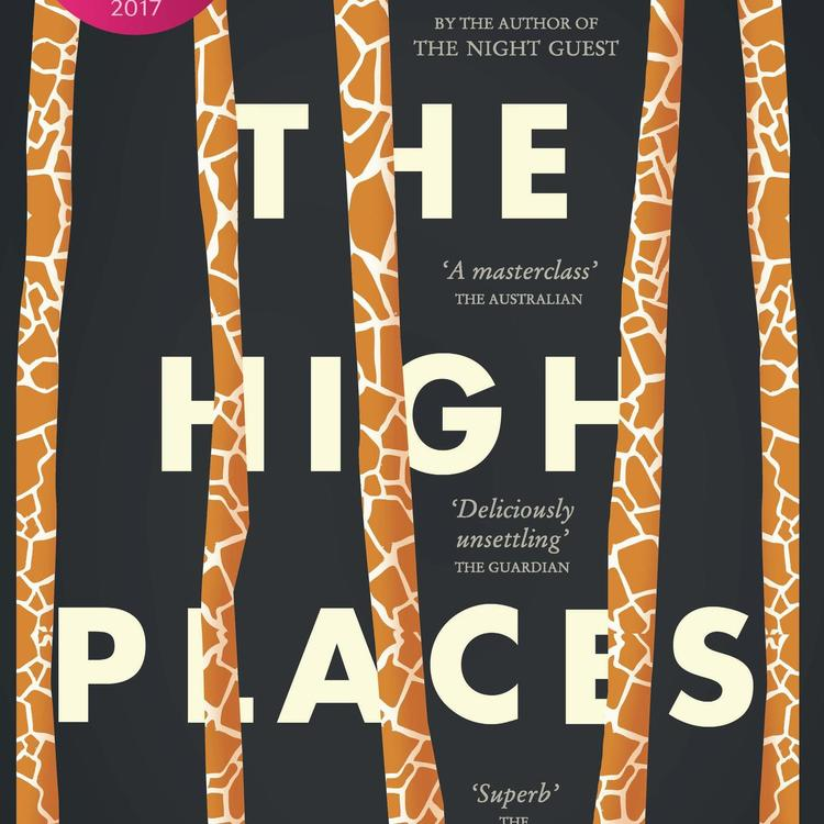 Front cover of the high places