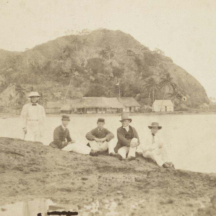 Levuka, Fiji