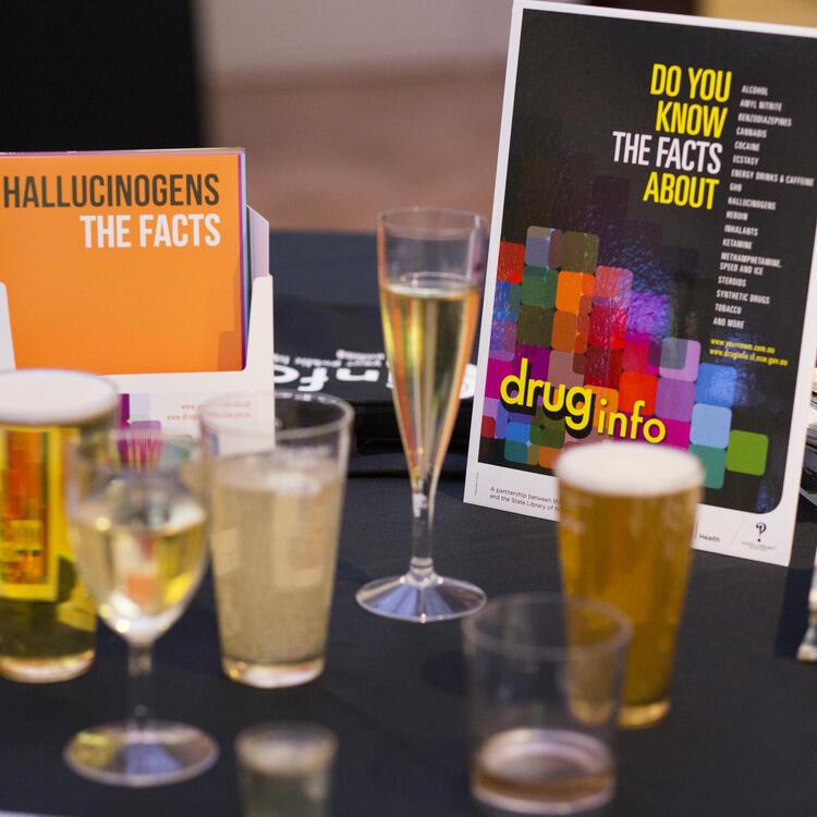 Drug Info kits