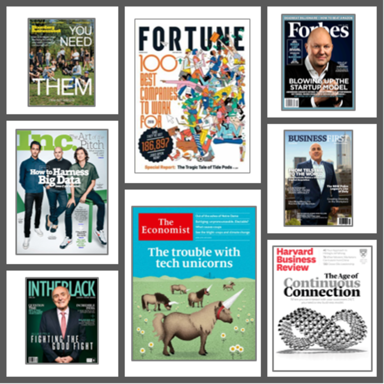 Library business magazines
