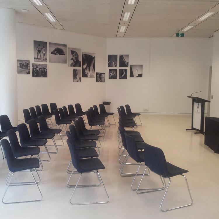 Macquarie Room theatre style