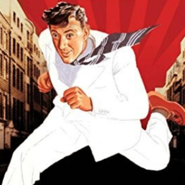 Film poster for Man in the White Suit
