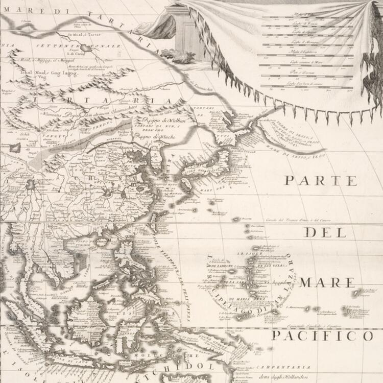 Image of a map