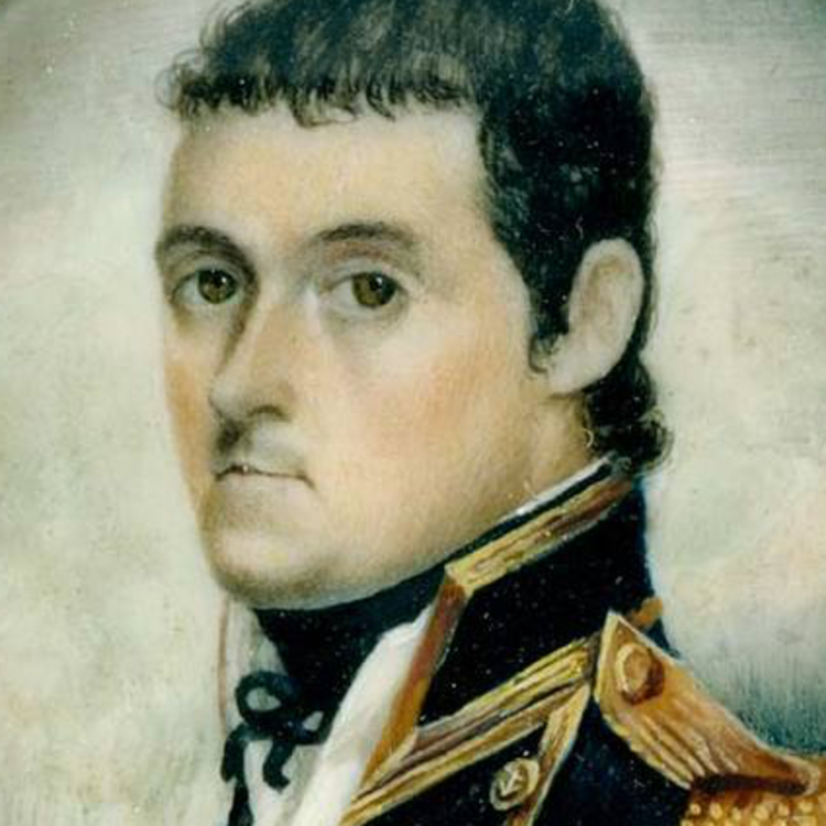 Mathew Flinders portrait