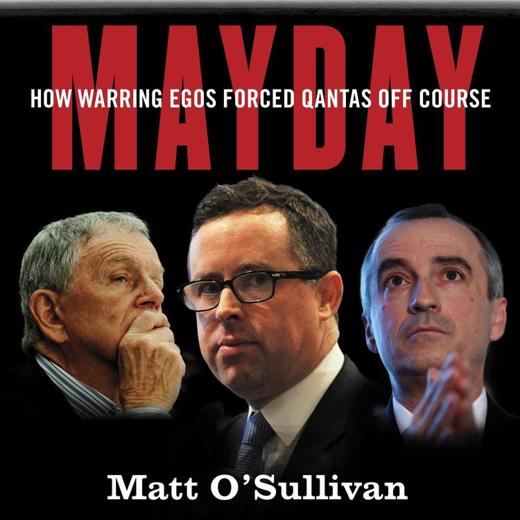 Book cover of Mayday by Matt O Sullivan