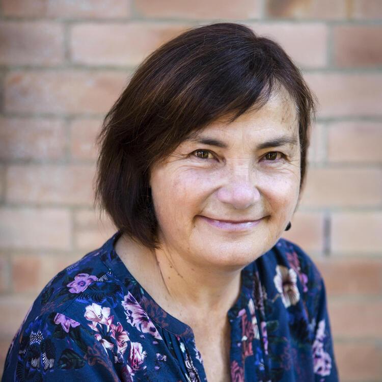 Author Headshot of Joy McCann
