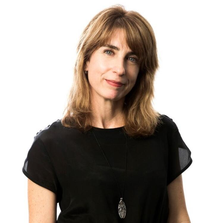 photo of mireille juchau