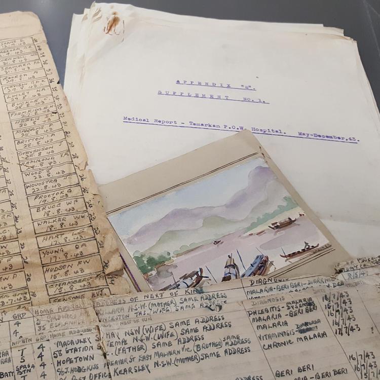 Alexander Moon Papers 1942-1972