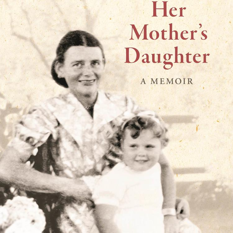 book cover for Her Mothers Daughter