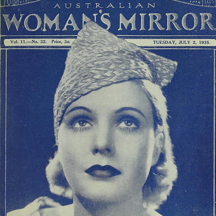 Australian Woman's Mirror July 1935