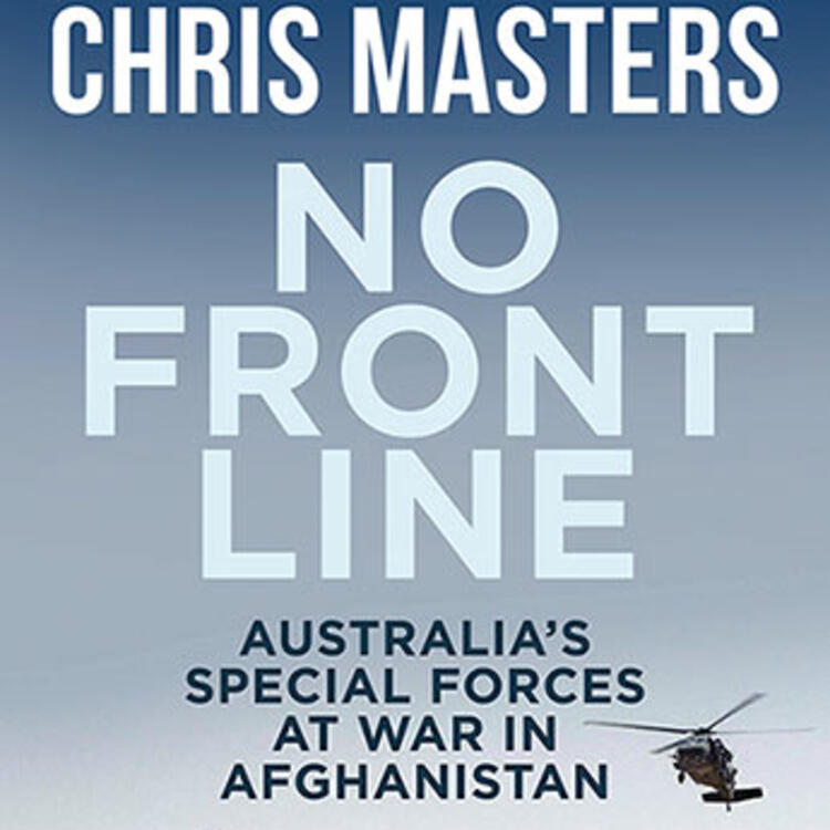 Book cover of No Front Line