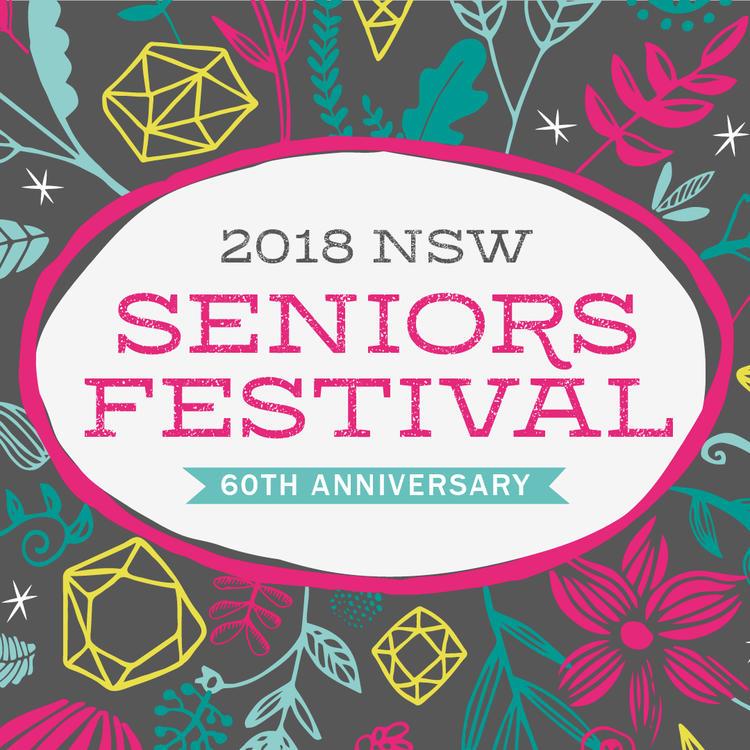 NSW Seniors Festival Logo