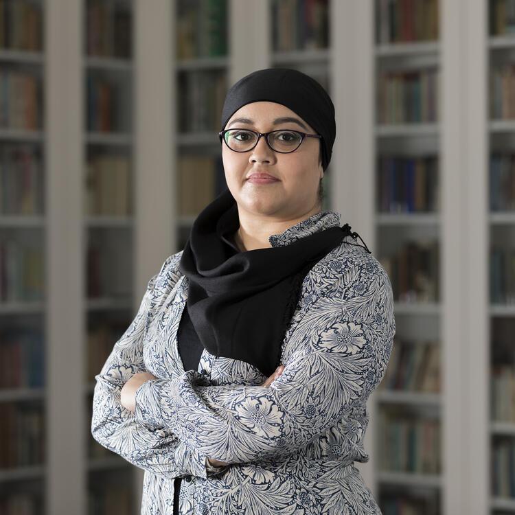 Radhiah Chowdhury, photo by Joy Lai
