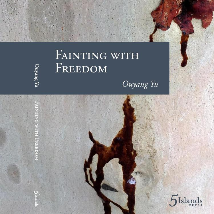 Cover of Fainting with Freedom