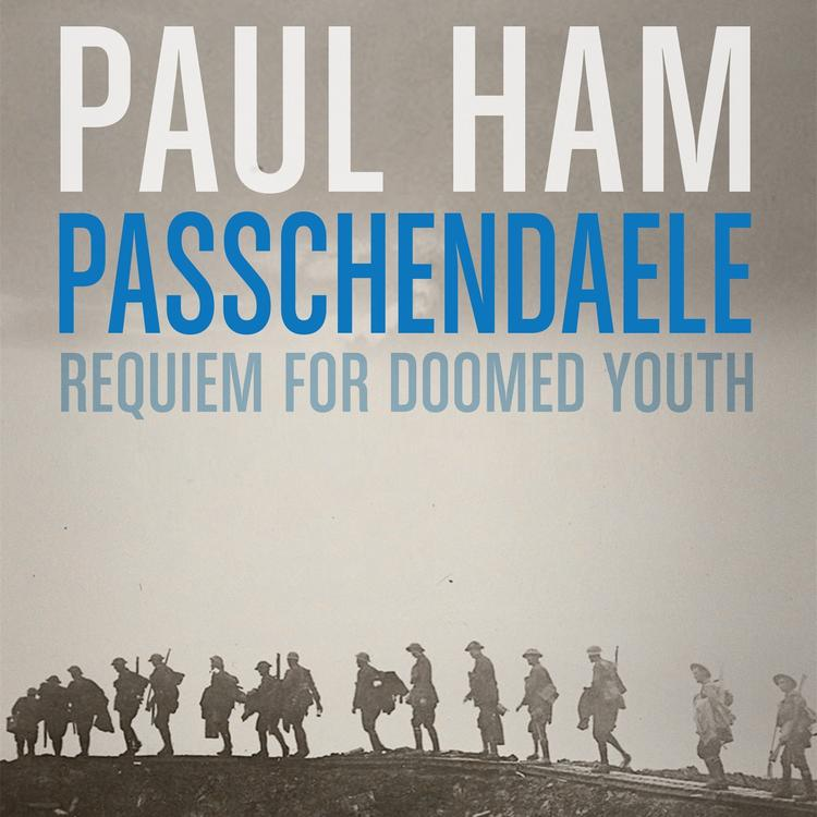 book cover of Passchendaele