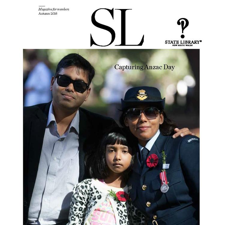 SL Magazine Autumn 2016 Cover