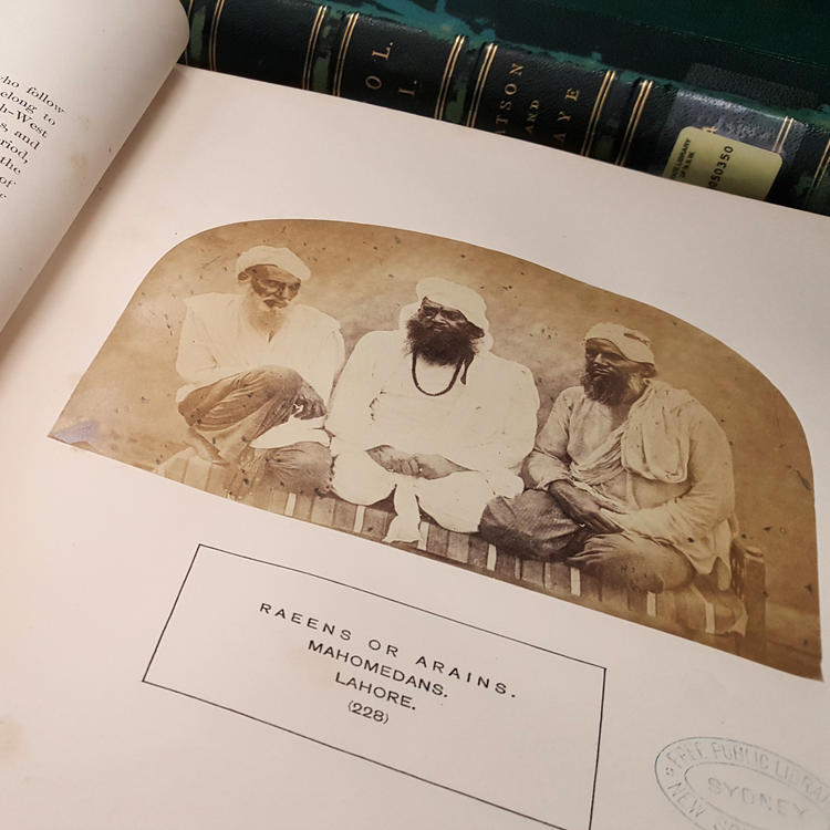 People of India 1868-1875