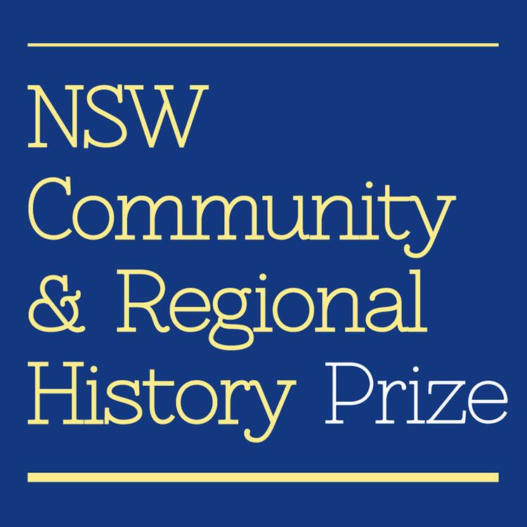 NSW Community and Regional History Prize logo