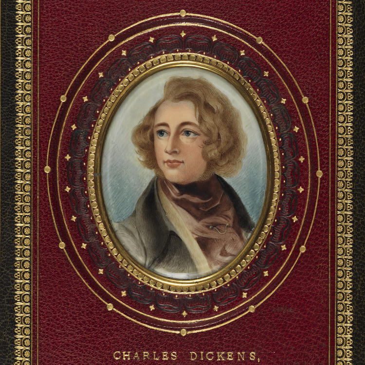 Image of Pickwick papers- Charles Dickens