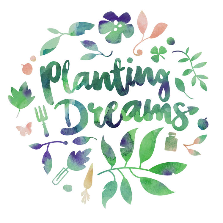 Planting dreams visual ID