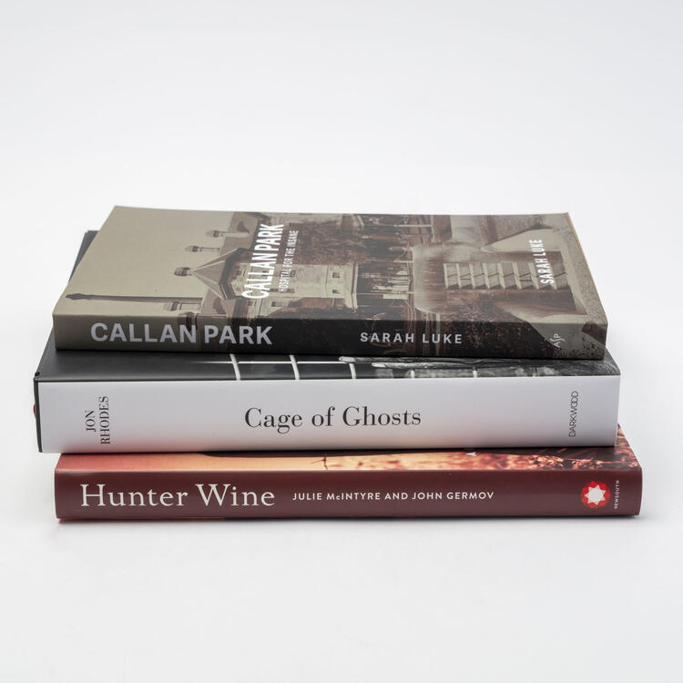 books shortlisted for the nsw community and regional history prize