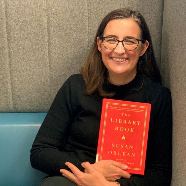 Critics' Picks photo - The Library Book