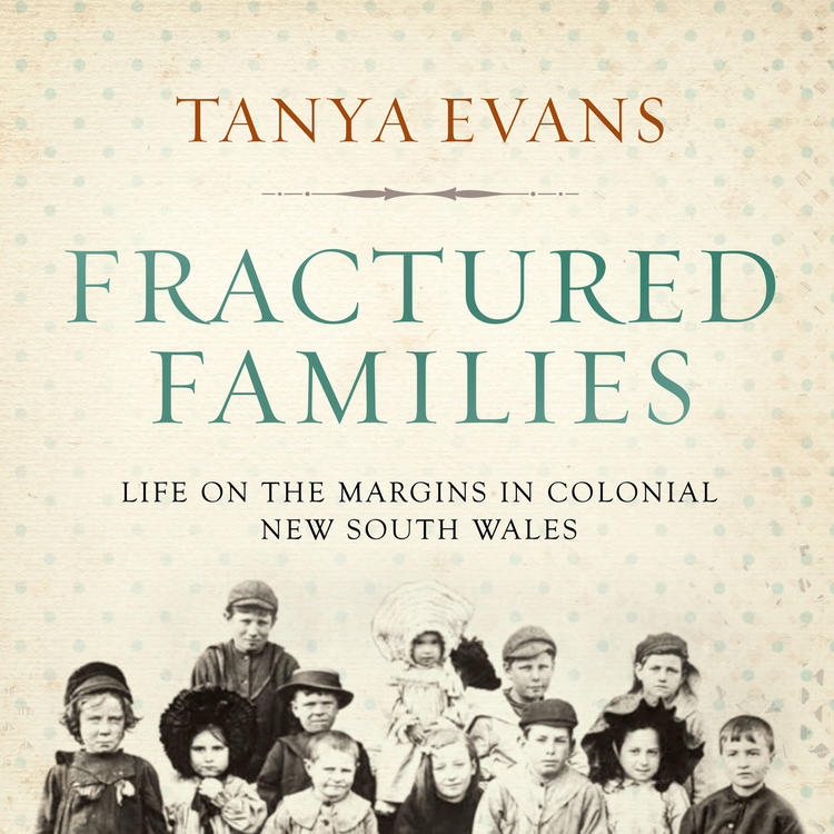 Fractured Families book cover
